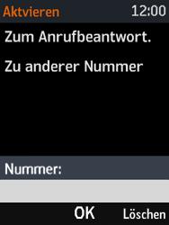 Nokia 3310 - Anrufe - Rufumleitungen setzen und löschen - 10 / 12