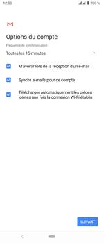 Sony Xperia 5 - E-mail - 032b. Email wizard - Yahoo - Étape 12