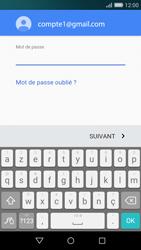 Huawei P8 Lite - E-mail - Configuration manuelle (gmail) - Étape 12