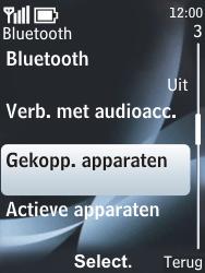 Nokia 6303 classic - bluetooth - headset, carkit verbinding - stap 6
