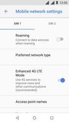 Nokia 1 - Internet - Disable data roaming - Step 8