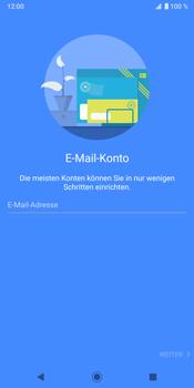 Sony Xperia XZ3 - E-Mail - Konto einrichten (yahoo) - Schritt 6