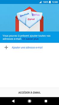 Sony Xperia XA2 Ultra - E-mail - Configuration manuelle (gmail) - Étape 6