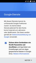 HTC 10 - E-Mail - Konto einrichten (gmail) - 2 / 2