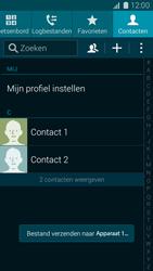 Samsung Galaxy K Zoom 4G (SM-C115) - Contacten en data - Contacten overzetten via Bluetooth - Stap 11