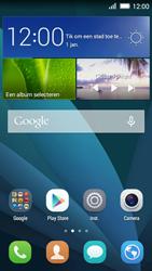 Huawei Y635 Dual SIM - Voicemail - Handmatig instellen - Stap 1