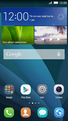 Huawei Y635 Dual SIM - E-mail - Algemene uitleg - Stap 1