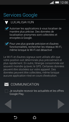 HTC Desire 816 - Premiers pas - Créer un compte - Étape 16