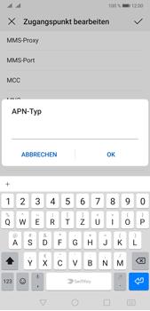 Huawei P20 Pro - Android Pie - MMS - Manuelle Konfiguration - Schritt 12
