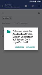 HTC 10 - E-Mail - E-Mail versenden - 11 / 20