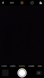 Apple iPhone SE - iOS 11 - Photos, vidéos, musique - Prendre une photo - Étape 5