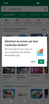 Samsung Galaxy S10 Plus - Apps - Nach App-Updates suchen - Schritt 4