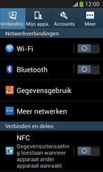 Samsung Galaxy S3 Mini Lite - bluetooth - aanzetten - stap 4
