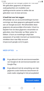 Samsung galaxy-j6-sm-j600fn-ds-android-pie - Applicaties - Account aanmaken - Stap 18