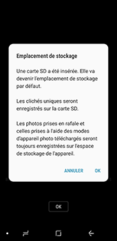 Samsung Galaxy A8 - Photos, vidéos, musique - Créer une vidéo - Étape 4
