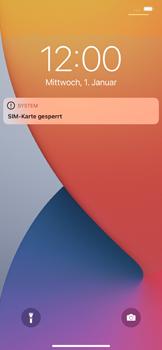 Apple iPhone 11 - iOS 14 - Internet und Datenroaming - Manuelle Konfiguration - Schritt 13