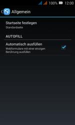 Huawei Y3 - Internet - Apn-Einstellungen - 1 / 1