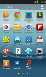 Samsung Galaxy S III Mini - Réseau - Sélection manuelle du réseau - Étape 3