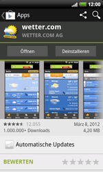 HTC A9191 Desire HD - Apps - Herunterladen - Schritt 15