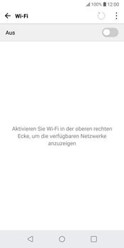 LG G6 - Android Oreo - WLAN - Manuelle Konfiguration - Schritt 4