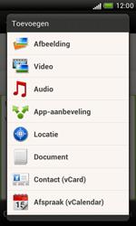 HTC T328e Desire X - E-mail - E-mails verzenden - Stap 10