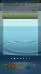 Samsung Galaxy S III LTE - Operazioni iniziali - Installazione di widget e applicazioni nella schermata iniziale - Fase 8