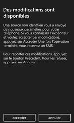 Microsoft Lumia 435 - Internet - Configuration automatique - Étape 4