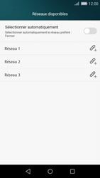 Huawei P8 Lite - Réseau - Sélection manuelle du réseau - Étape 9
