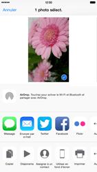 Apple iPhone 6 Plus iOS 8 - Photos, vidéos, musique - Prendre une photo - Étape 9