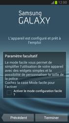 Samsung Galaxy Note 2 - Premiers pas - Créer un compte - Étape 29
