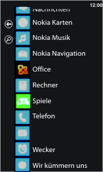 Nokia Lumia 800 - E-Mail - E-Mail versenden - 3 / 14