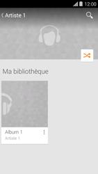 Bouygues Telecom Ultym 5 II - Photos, vidéos, musique - Ecouter de la musique - Étape 8