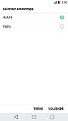 LG K10 (2017) (M250n) - E-mail - Account instellen (POP3 met SMTP-verificatie) - Stap 8