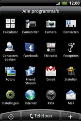 HTC A6363 Legend - netwerk en bereik - gebruik in binnen- en buitenland - stap 3