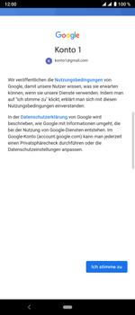 Sony Xperia 10 Plus - E-Mail - Konto einrichten (gmail) - Schritt 11
