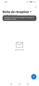 Huawei P Smart 2021 - E-mails - Ajouter ou modifier votre compte Yahoo - Étape 9