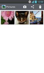 LG Optimus L5 II - Photos, vidéos, musique - Envoyer une photo via Bluetooth - Étape 11