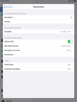 Apple ipad-mini-5-7-9-inch-2019-model-a2124-ipados-13 - E-mail - Handmatig instellen - Stap 23