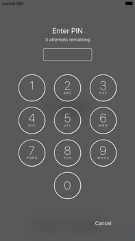 Apple iPhone 7 Plus - Premiers pas - Créer un compte - Étape 4