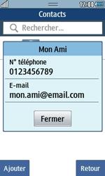 Samsung Wave 723 - Contact, Appels, SMS/MMS - Envoyer un MMS - Étape 9