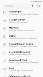 Samsung galaxy-s7-android-oreo - WiFi - Handmatig instellen - Stap 4