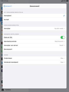 Apple ipad-pro-9-7-ipados-13 - E-mail - Handmatig instellen - Stap 23
