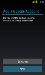 Samsung Galaxy S II - Applications - Setting up the application store - Step 4