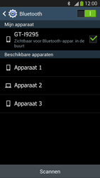Samsung I9295 Galaxy S IV Active - Bluetooth - headset, carkit verbinding - Stap 6