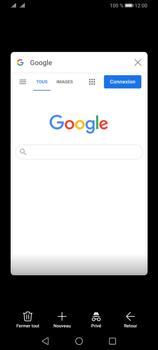 Huawei Y6P - Internet et connexion - Naviguer sur internet - Étape 17