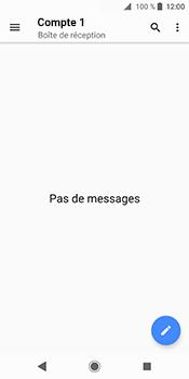 Sony Xperia XZ2 - E-mails - Ajouter ou modifier un compte e-mail - Étape 23