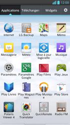 LG Optimus F6 - Internet et connexion - Utiliser le mode modem par USB - Étape 3