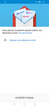 Huawei P Smart 2020 - E-mails - Ajouter ou modifier votre compte Gmail - Étape 5
