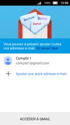 Doro 8031 - E-mails - Ajouter ou modifier votre compte Gmail - Étape 15