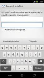 Sony C6903 Xperia Z1 - E-mail - e-mail instellen: IMAP (aanbevolen) - Stap 6